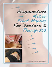 Acupuncture Motor Point Manual