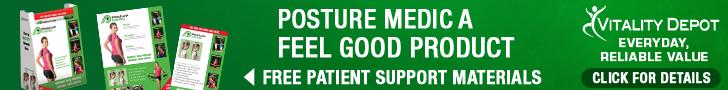Vitality Depot Posture Medic