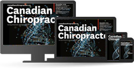 Canadian Chiropractor Digital Edition